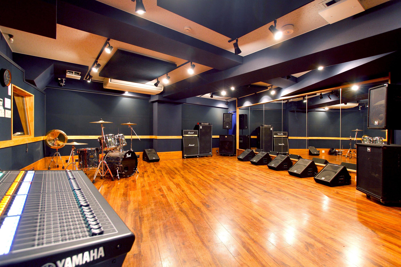 【まとめ:大きな音楽スタジオ】スタジオノアの大部屋紹介(20帖以上)
