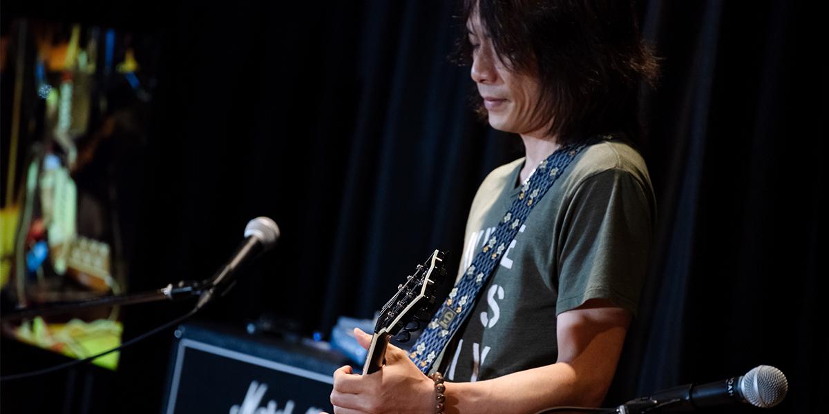"【NOAH College】Yukihide ""YT"" Takiyama × 320design ギターセミナー 完全レポート"