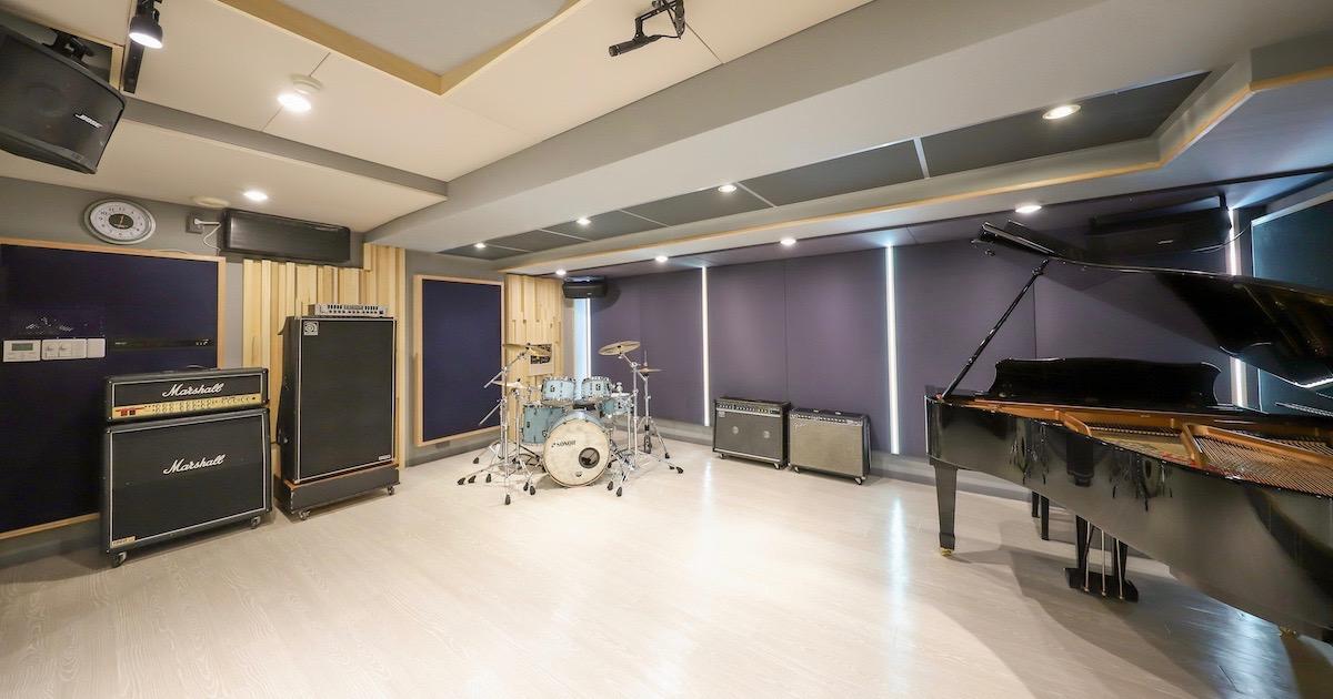【推しスタ】サウンドスタジオノア×ピアノスタジオノア  ピアノとバンドのアンサンブルが可能なスタジオまとめ!!