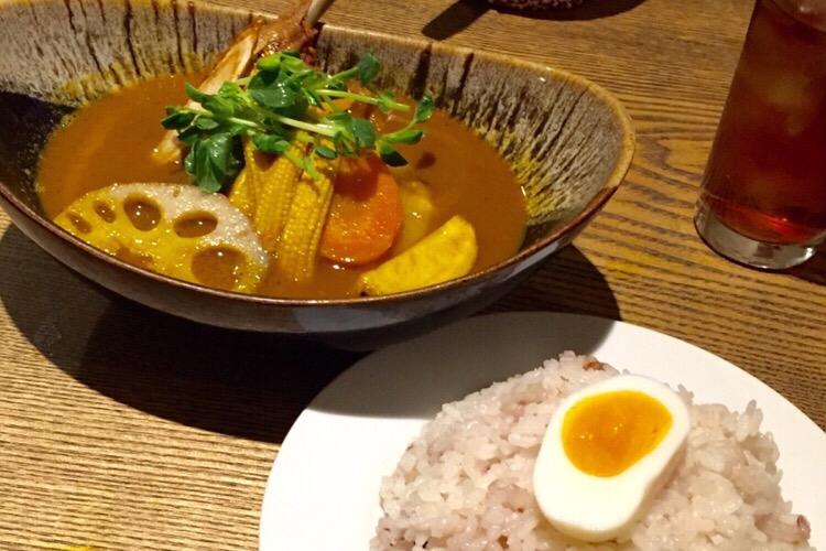 スープカレー ポニピリカ:サウンドスタジオノア下北沢店
