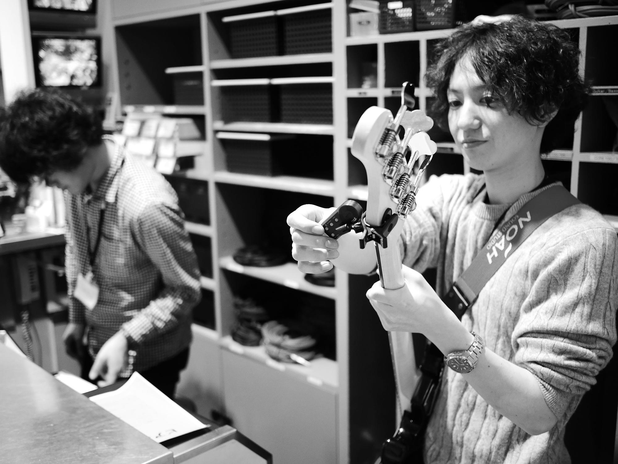 【音楽の仕事(東京都):中途採用】「好きなことでないとモチベーションが上がらない」