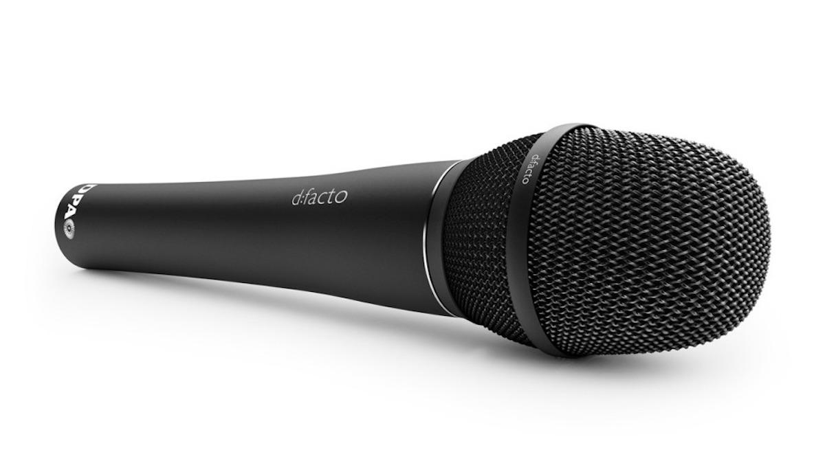 【2/1〜1ヶ月限定】 DPA Microphones FA4018VDPAB 無料レンタルキャンペーン開始!
