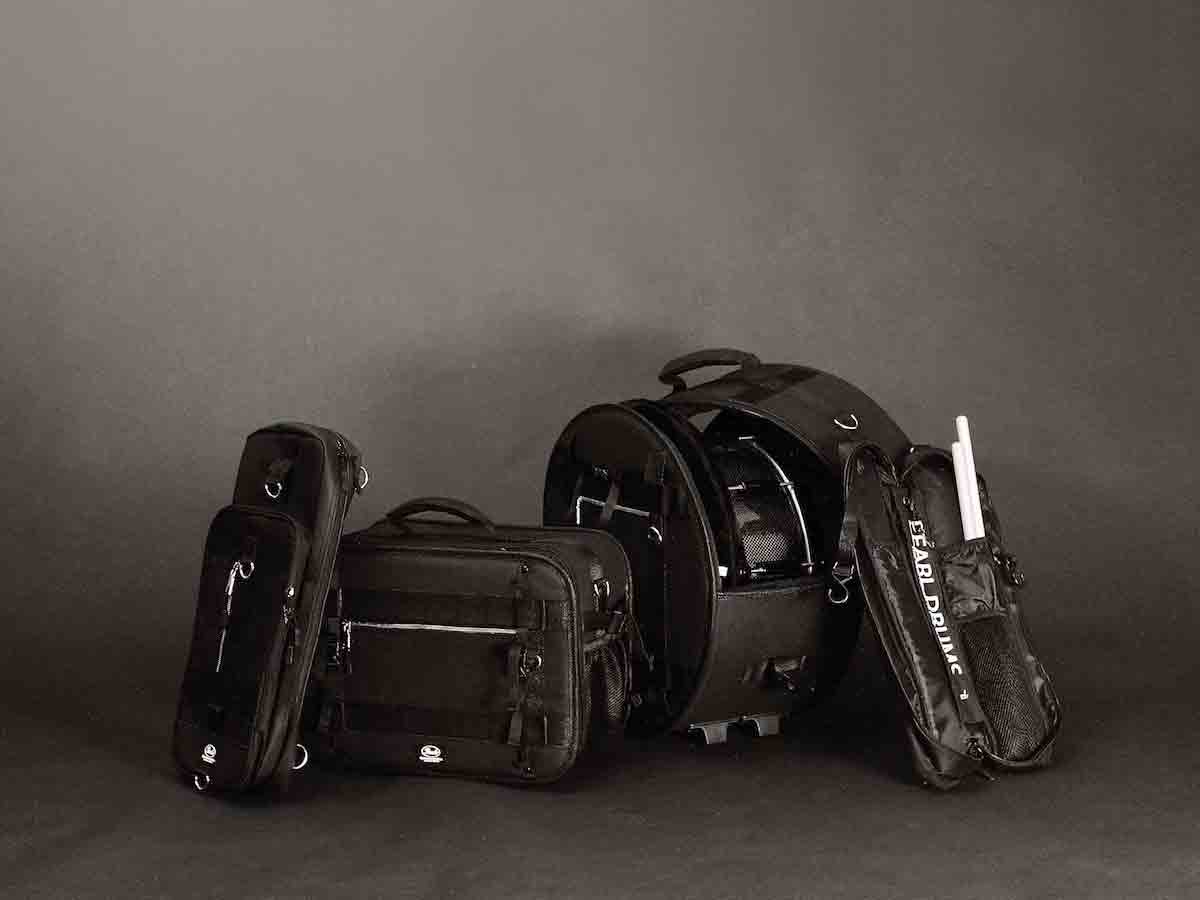 【新製品情報】Pearl Black Jam Series Drum Bags
