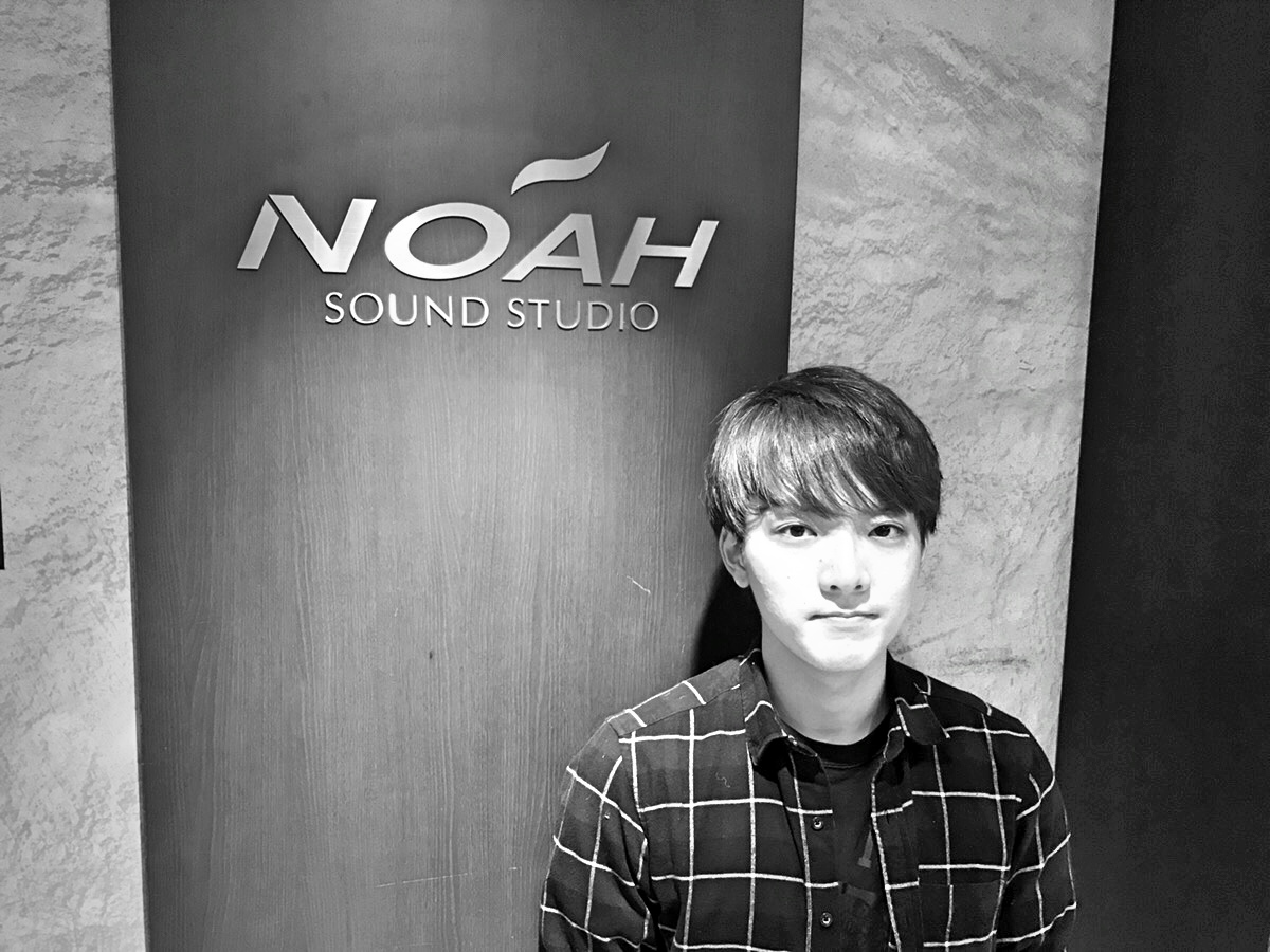 【音楽の仕事(東京都):新卒採用】「音の何でも屋になり、音楽業界をサポートしていきたい」