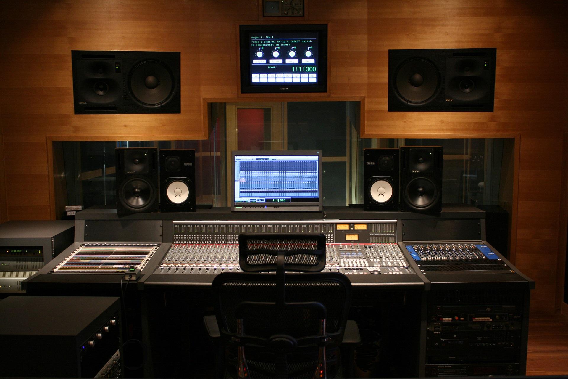 サウンドアーツ自由が丘、全スタジオProTools HDX&12.5にアップグレードしました!