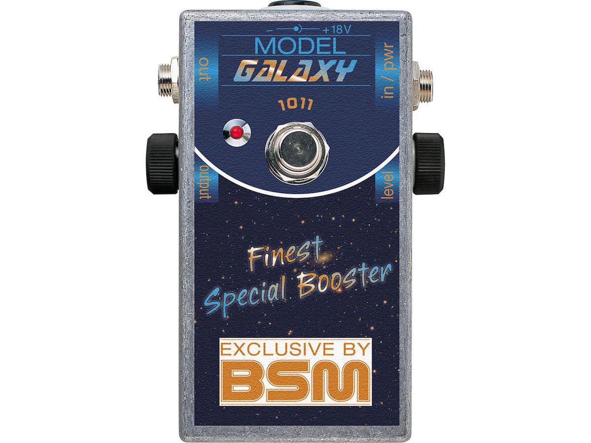 【新製品情報】BSM Galaxy 1011