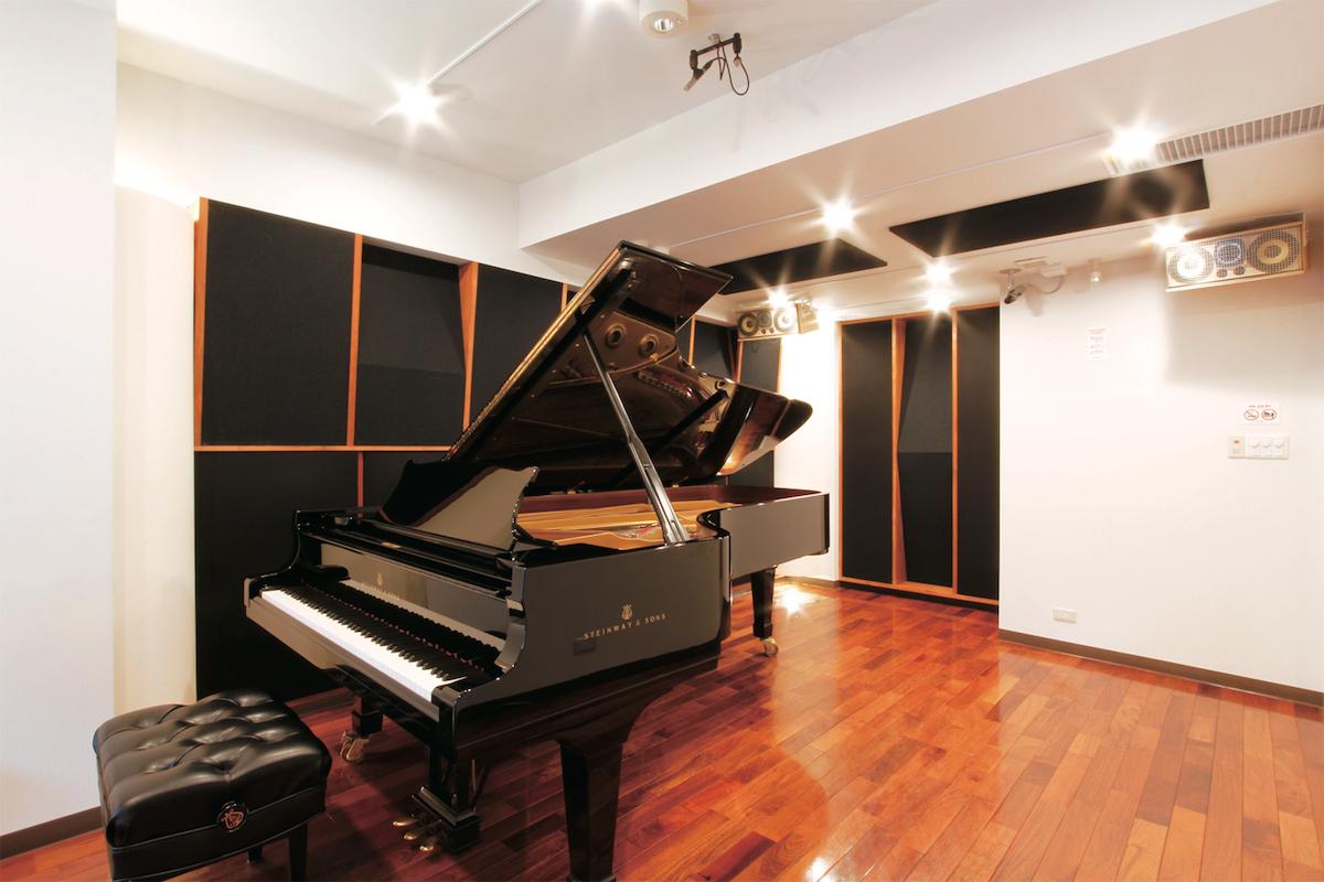 Steinway & Sons フルコンサートグランドでリハーサル&レコーディング 〜ピアノスタジオノア都立大〜