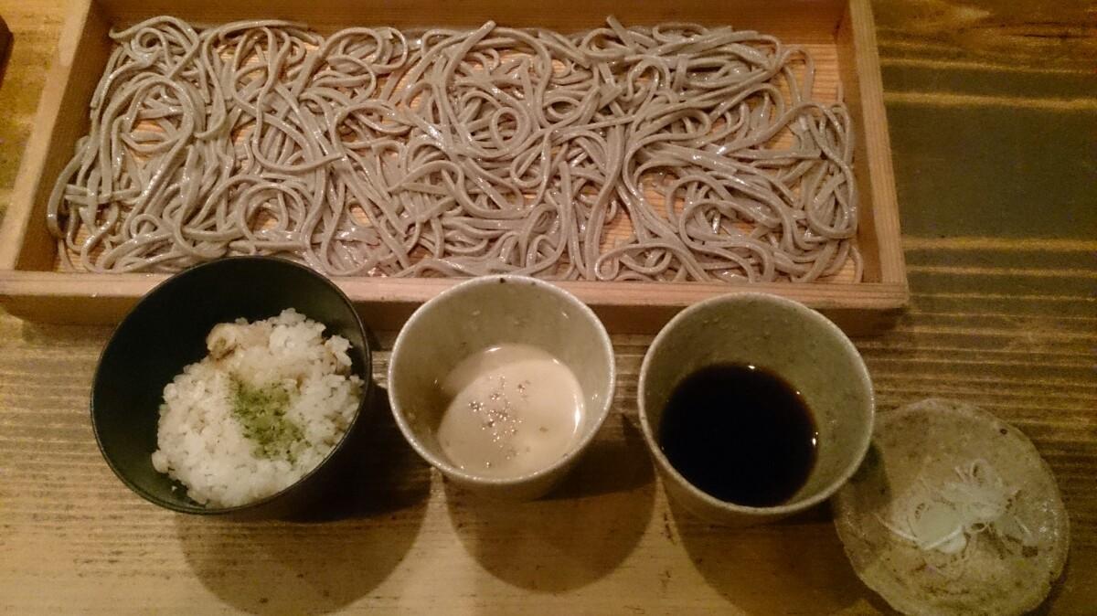 板蕎麦 香り家:サウンドスタジオノア恵比寿店